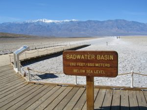Death Valley National Park Hiking & Camping Trip