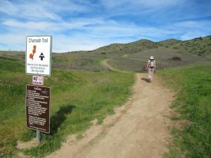 The Chumash Trail – Daylight Saving Time Only