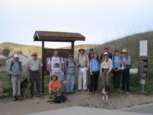 Las Llajas Trail