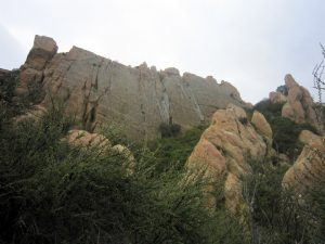Backbone Trail Part 6:    Malibu Canyon Road Trailhead (Piuma Road) to the Saddle Peak/Stunt Road Trailhead Shuttle