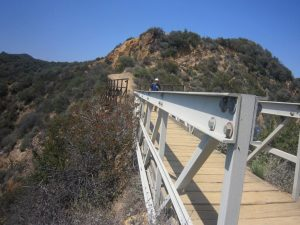 Backbone Trail Part 8:    Trippet Ranch to Will Rogers State Historic Park Shuttle