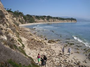 Westward Beach to Pt. Dume and Paradise Cove