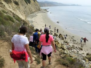 Carpinteria Bluffs to Tar Pits State Park and Beyond