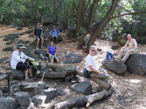 Sisar Canyon to White Ledge Camp