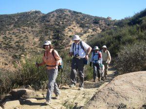 Las Llajas Canyon and Chumash Trail Loop