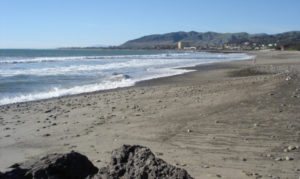 San Buenaventura State Beach
